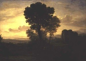 Claude Lorrain (Gellee) - Morning