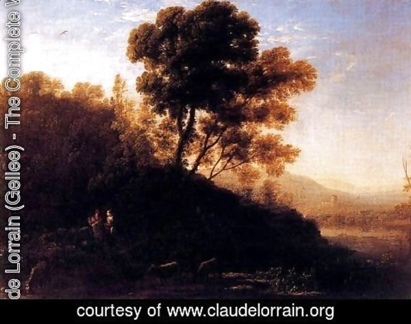 Claude Lorrain (Gellee) - The herd's output