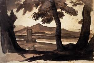 Claude Lorrain (Gellee) - View of the Campagna